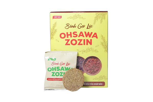Bánh gạo lức Ohsawa Zozin (20 hộp)