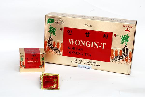 Chè Sâm 3g Wongin-T(30 Hộp)